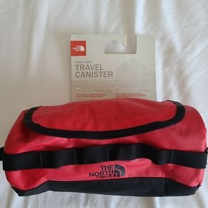 NWT North Face Travel Canister